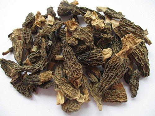 Morcheln Spitzmorcheln 100 g Beutel Morchella conica (Morchella Esculenta)