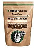 Certified Organic Australian Grown Young Wheat Grass Powder 500g (100 day supply) Premium