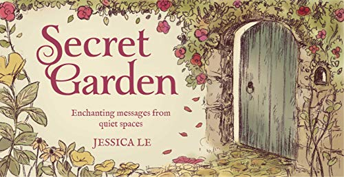 Secret Garden Inspiration Cards: Enchanting Messages from Quiet Spaces (Mini Inspiration Cards)