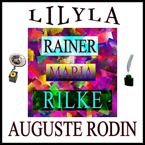 Auguste Rodin audiobook cover art