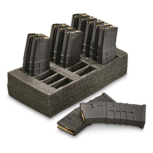 HQ ISSUE Mag Holder Ammo Can Foam Insert