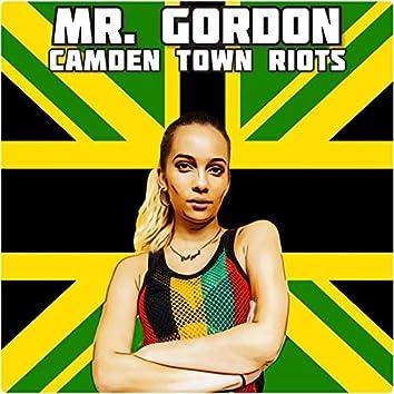 Camden Town Riots