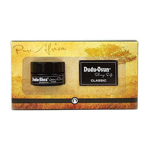 Pure Africa - Dudu Osun 25g & Dudu Shea 15ml