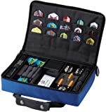 Best Dart Board Cases - Casemaster Classic 12 Dart Nylon Storage/Travel Case, Blue Review
