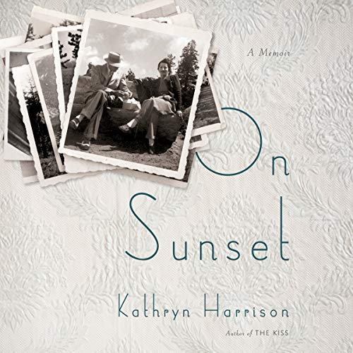On Sunset audiobook cover art