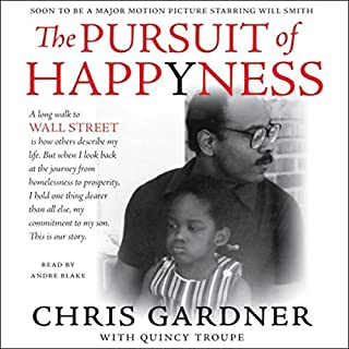 The Pursuit of Happyness (Abridged) cover art