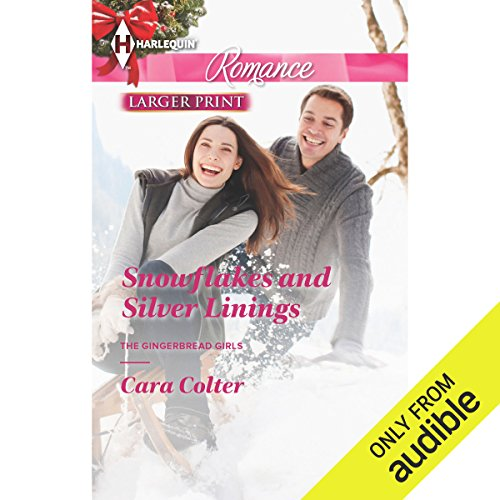 Snowflakes and Silver Linings audiobook cover art