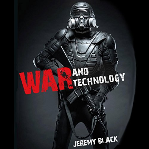 War and Technology audiobook cover art