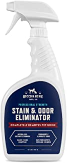 Rocco & Roxie Supply Professional Strength Stain and Odor Eliminator, Enzyme-Powered..