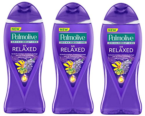 Palmolive Duschgel Aroma Sensations - So Relaxed - 3er Pack (3 x 500ml)