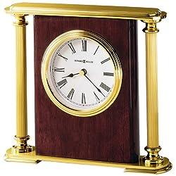 Howard Miller 645-104 Rosewood Encore Bracket Table Clock by [Kitchen] # 645104