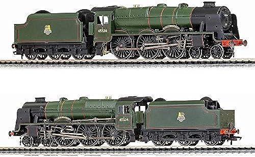 Hornby R3633 BR(Early) Patriot Class (Rebuilt) 4-6-0 '45535' 'E Tootal Broadhurst'Loco Loco Team Multi