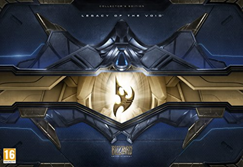 Starcraft 2: Legacy Of The Void Collector's Edition [Importación Inglesa]