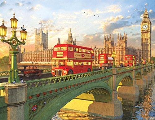 Puzzle Londres marca Springbok