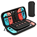 HEYSTOPCaseforNintendoSwitch,Protective Hard Portable Travel Carry Case Shell Pouch for Nintendo...