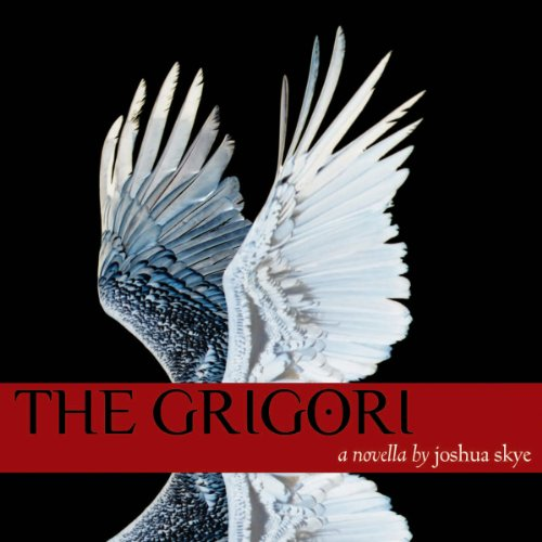 The Grigori audiobook cover art