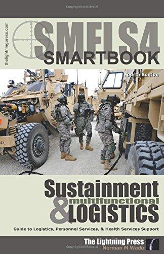 SMFLS4: Sustainment & Multifunctional Logistics SMARTbook, 4th Ed.