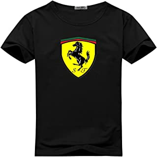 Ferrari DominiqueVayne Mens T-Shirts Pattern 1