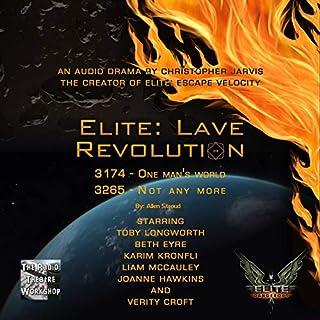 Elite: Lave Revolution cover art