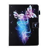 Funluna 7' Tablet Carcasa Universal Soporte Estilo Funda Calcetín para Huawei Mediapad T3 7.0 3G BG2-U01/Samsung Galaxy Tab A6 7.0/Lenovo Tab2 A7/Google Nexus 7 y más de 7'' Tablets