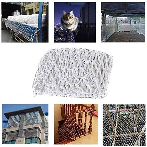 Protective Net Decoratie/vogelbeschermingsnet voor huisdieren ter bescherming van minderjarig net, balkon, ladder tegen vallen, Producten net van wit mesh, decoratief net, voetbal Kin