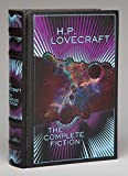 H.P. Lovecraft (Barnes & Noble Collectible Classics: Omnibus Edition): The Complete Fiction (Barnes & Noble Leatherbound Classic Collection)