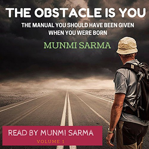 The Obstacle Is You audiobook cover art