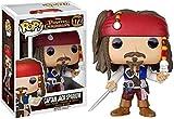 cheaaff ¡Popular! Vinilo Coleccionable de Jack Sparrow Piratas del Caribe...