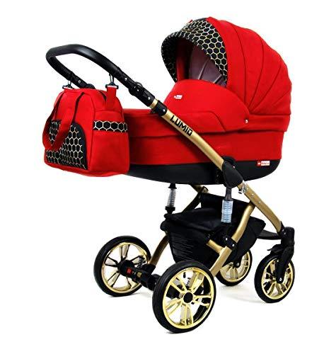 Cochecito de bebe 3 en 1 2 en 1 Trio Isofix silla de paseo L