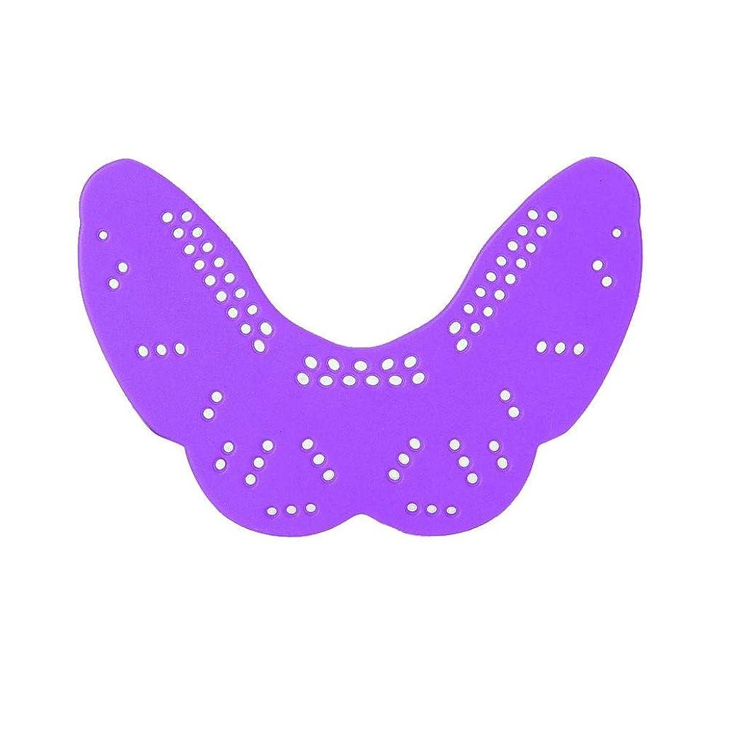 曖昧な重要もしマウスガード、歯のプロテクターボクシング保護ツールあなたの歯の形状に最適フットボールバスケットボールラクロスホッケーボクシング柔術(紫の)