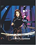 Claudia Christian Autographed Photo