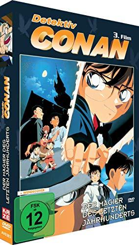 Detektiv Conan: Der Magier des letzten Jahrhunderts - 3.Film - [DVD]