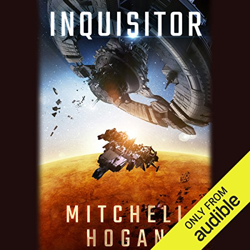 Inquisitor audiobook cover art