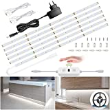 6M Tiras LED Regulables 12V, Ustellar 360 LEDs Clips 1800lm, Tira LED Luz Blanco Frío 6000K, LED...