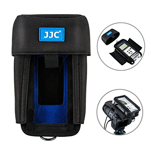 JJC - Custodia protettiva per pratico registratore Zoom H4n, H4n Pro, sostituisce Zoom PCH-4n