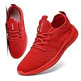 FUJEAK Zapatos para Correr para Hombre Zapatos Casuales Transpirables para Caminar Zapatillas...