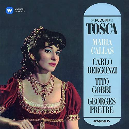 Maria Callas feat. Carlo Bergonzi, David Sellar, Giorgio Tadeo, Leonardo Monreale, Renato Ercolani, Tito Gobbi & Ugo Trama