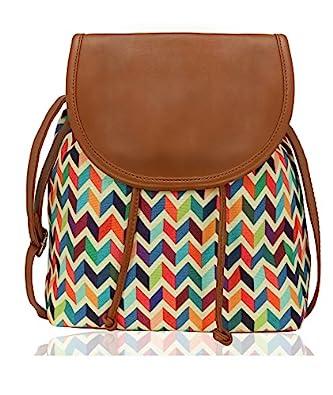 KLEIO Girls' & Women's Sling Bag
