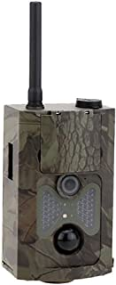 Image of SPRIS Wildlife Trail Camera 1080P, HD 3G MMS Wild Animal Tracking Camera Waterproof Infrared Night Vision Camera for Wildlife Hunting and Home Security