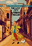 shuimanjinshan Póster Las Aventuras de Tintin Carteles de Pintura en Lienzo e Impresiones Imagen de Arte de Pared para la decoración del hogar de la Sala de Estar(JQ-1352) 50x70cm Sin Marco