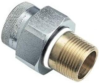 Somathom for You – diëlektrische isolatie-aansluiting F20/27 (3/4 inch) – M20/27 (3/4 inch) – voorkomt golfstromen – besch...