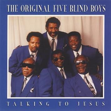 Talking to Jesus (feat. Winton Cobb, Gregory Mullins, Versai Sain, Curtis Foster)