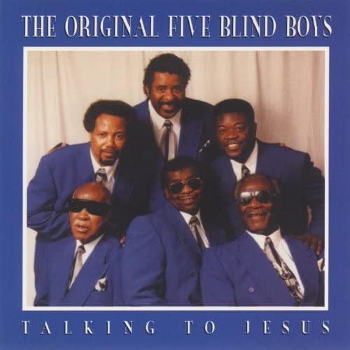 The Five Blind Boys of Mississippi feat. Winton Cobb, Gregory Mullins, Versai Sain & Curtis Foster