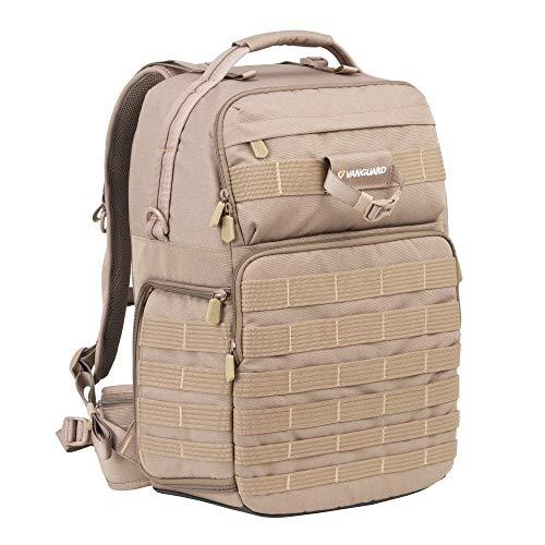 Vanguard VEO Range T48 Backpack for Pro DSLR/Mirrorless Cameras, Tactical Style - Black
