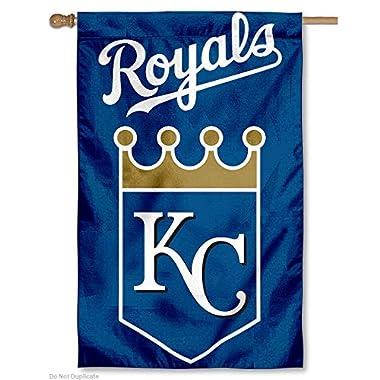 Kansas City Royals 28  x 44  House Banner Flag