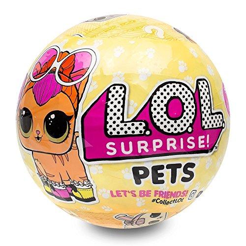 L.O.L. サプライズ! シリーズ3 ペット LOL Surprise Doll Pets Series 3 [並行輸入品]