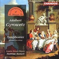 Gyrowetz: Symphonies (2000-02-22)