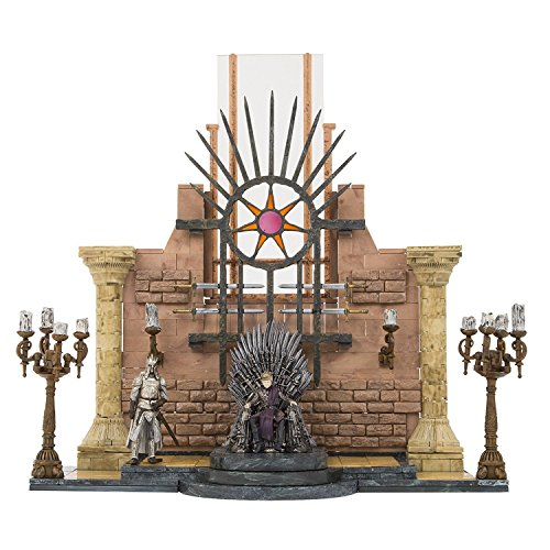 Game of Thrones MC Farlane - Figurine Building Set Iron Thrones Room Pack - 0787926193916