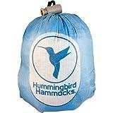 Hummingbird Hammocks Ultralight Single Hammock, Skydiver Blue