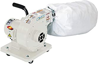 Grizzly Industrial G1163P - 1 HP Light Duty Dust Collector - Polar Bear Series
